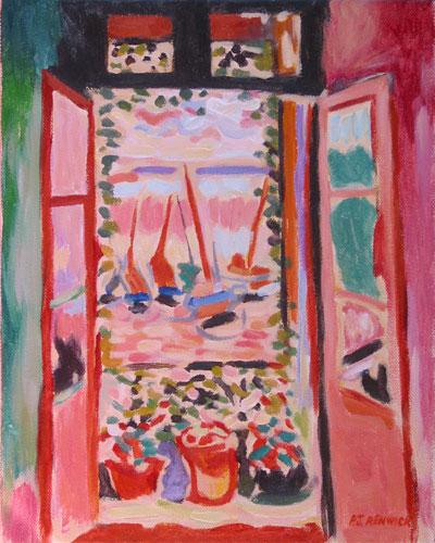Open window matisse - Open Window Collioure